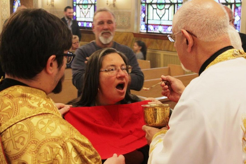 Communion for Kimberly