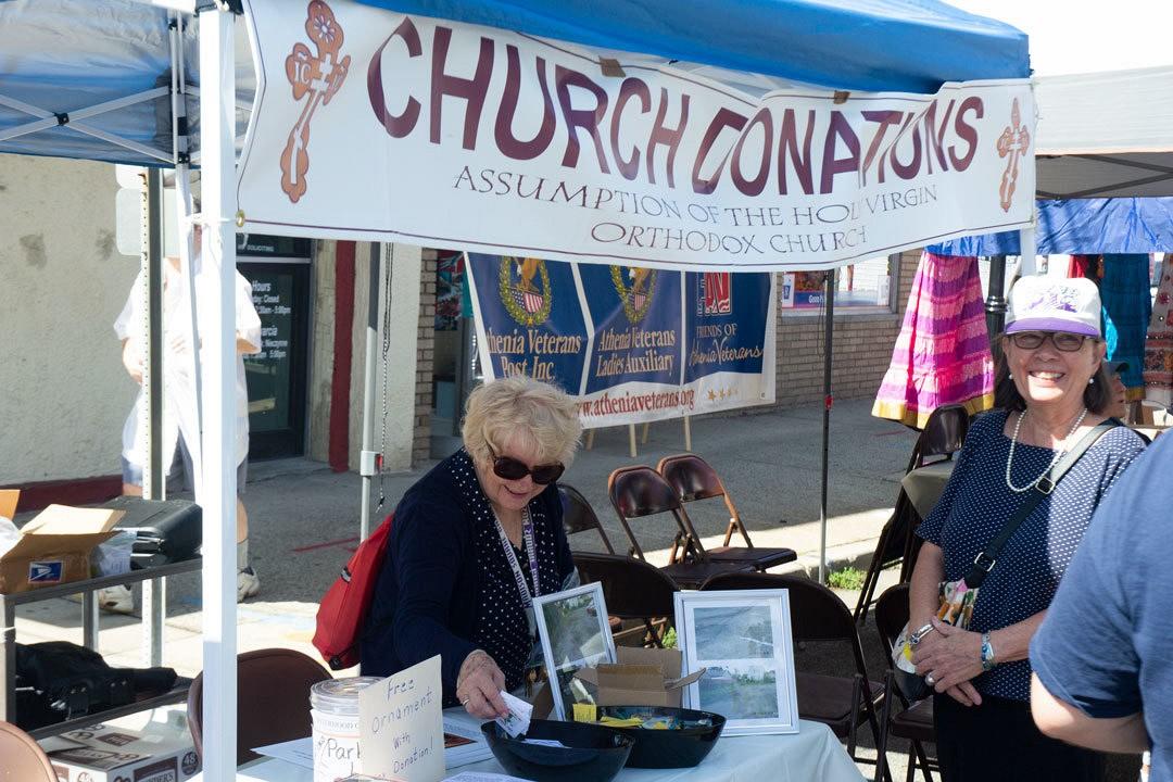 Church Booth